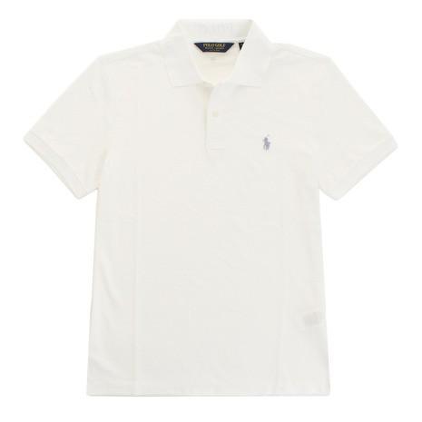 ラルフローレン(RALPH LAUREN) ゴルフウェア メンズ パフォーマンスフィット M1 半袖ポロシャツ MNPGKNI1N810025E86 (Men's)