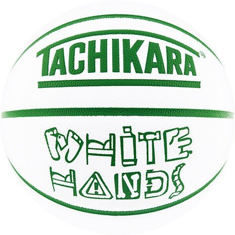 タチカラ ホワイト ハンズ クローバー バスケットボール 7号球 SB7-222 (Men's)