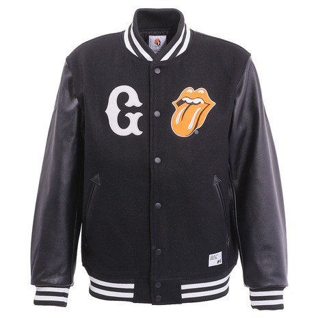 R×GIANTS GIANTS x The Rolling Stones スタジアムジャケット RG-029 (Men's)