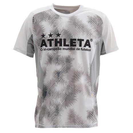 アスレタ ATHLETA サッカー 祝日 価格 交渉 送料無料 ウェア メンズ XE-369 WHT プラクティスシャツ
