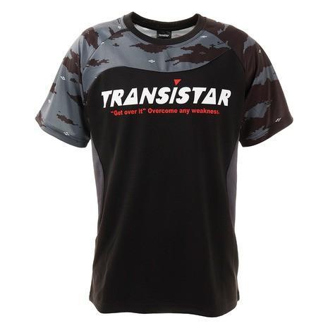 トランジスタ TRANSISTAR 新作送料無料 ハンドボールゲームシャツ ピクトグラム メンズ 18%OFF HB20ST01-02
