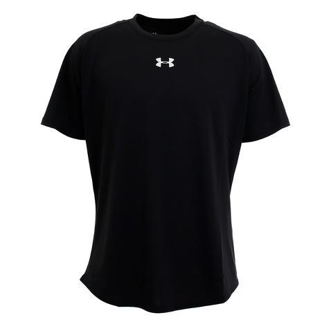 アンダーアーマー UNDER 大規模セール ARMOUR Tシャツ メンズ 半袖 ロングショット 新色追加 バスケットボール BK ウェア 1.5 1359632 BLK