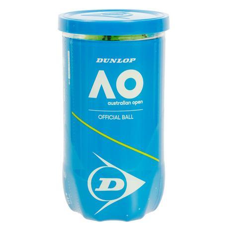 ダンロップ DUNLOP 2020新作 硬式用テニスボール オーストラリアンオープン 2球入り 限定価格セール キッズ DAOYL2TIN レディース メンズ 自主練