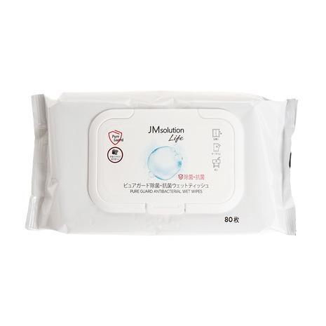 サン スマイル 最安挑戦中 ピュアガード除菌 抗菌ウェットティッシュ80枚 711340 キッズ 全商品オープニング価格 レディース メンズ 新着セール