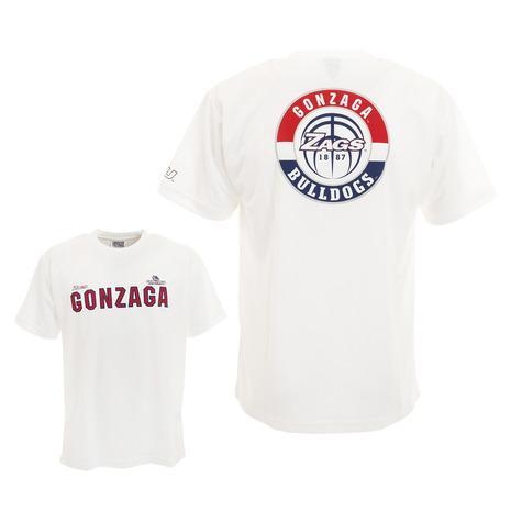 カレッジ College おすすめ特集 プラシャツ ゴンザガ メンズ ブルドッグス1 贈与 CL8192015
