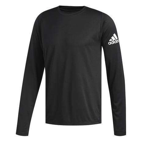 アディダス adidas フリーリフト スポーツ ソリッド 長袖Tシャツ 正規販売店 FSK53-DQ2846 新生活 オブ メンズ バッジ