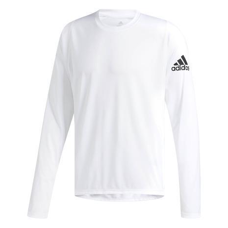 アディダス adidas フリーリフト スポーツ ソリッド メンズ 長袖Tシャツ オリジナル オブ 買取 FSK53-DQ2847 バッジ