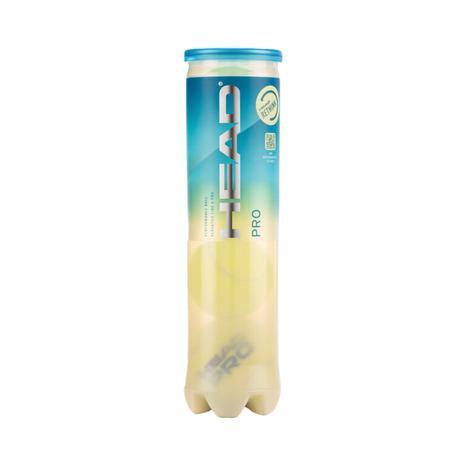 ヘッド HEAD テニスボール PRO 571714 1缶 レディース 硬式テニス イエロー 大決算セール 4球入り 買い取り プレッシャーボール メンズ