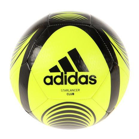 高い素材 アディダス adidas サッカーボール スターランサー クラブ 今ダケ送料無料 AF4888Y 4号球 自主練 キッズ
