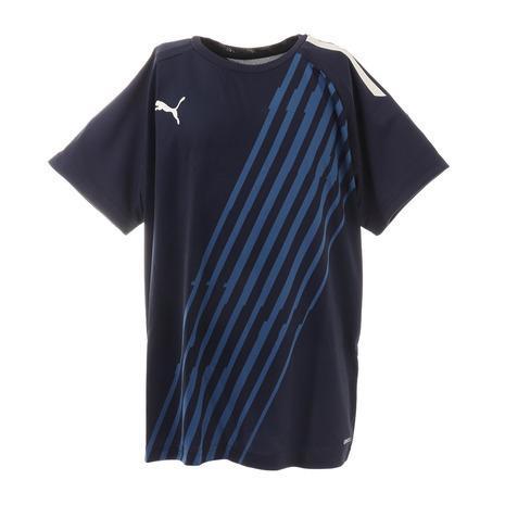 プーマ PUMA サッカー 現品 ウェア 半袖 ジュニア INDIVIDUAL 海外 キッズ プラクティスシャツ フットサルウェア Tシャツ PACER 65747706
