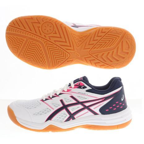 アシックス ASICS 割引 ジュニアバレーボールシューズ UPCOURT キッズ 1074A027.102 GS 4 ファッション通販