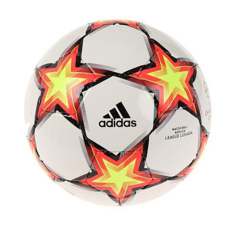 アディダス(adidas) サッカーボール 4号球 フィナーレ 21-22 ルシアーダ AF4401RY (キッズ)