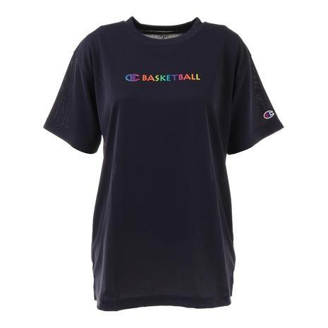 チャンピオン CHAMPION 大好評です バスケットボールウェア 美品 ショートスリーブTシャツ レディース CW-UB312 370