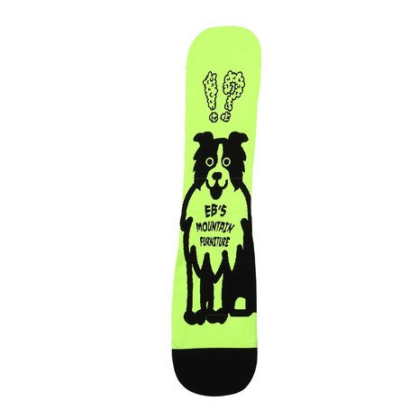 エビス 感謝価格 ebs スノーボード 20-21 ニットカバー メンズ DOG レディース 往復送料無料 YELLOW 4000321-KNITCOVER