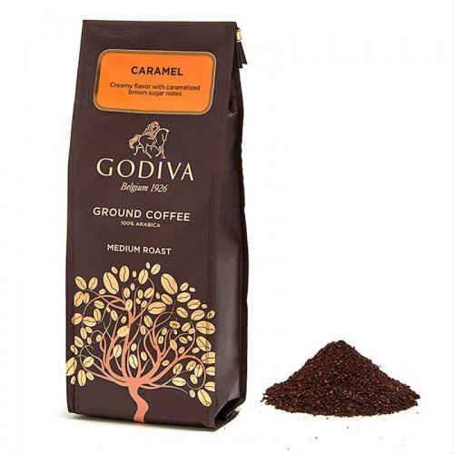 ゴディバ キャラメルアラビカコーヒー 284g【GODIVA】Caramel Arabica COFFEE 10oz (284g)
