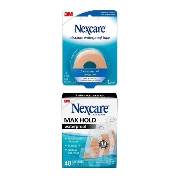 3M Nexcare ネクスケア 防水加工 テープ スリーエム supplefactory