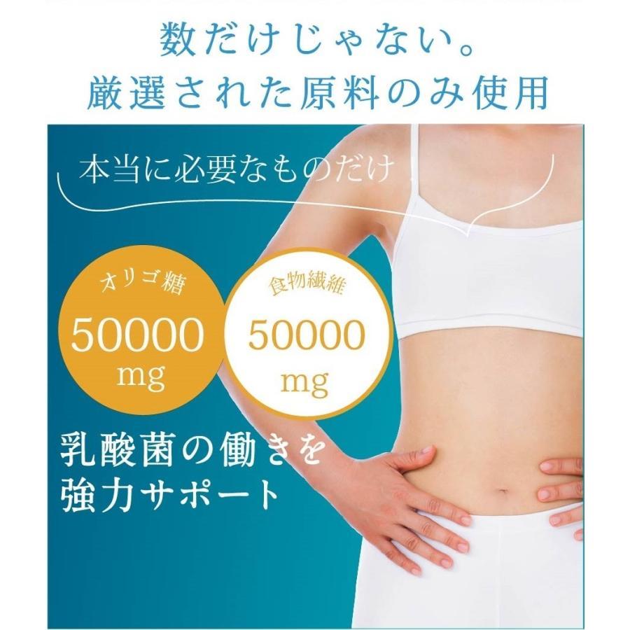 10兆個の乳酸菌 100g(100億個で100日分) EC-12 難消化性デキストリン オリゴ糖  プレーンタイプ 無着色 無香料 無保存料|supplemarche|12