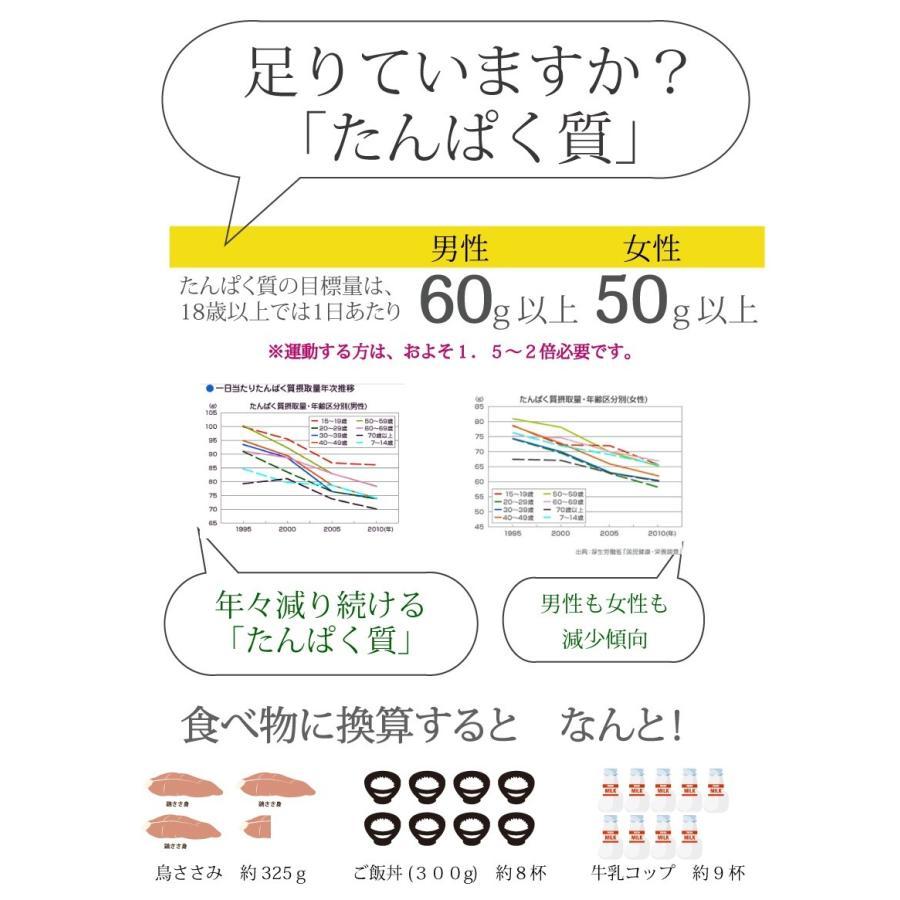 プロテイン ピープロテイン 500g ダイエット ビーガン 仕様 ボタニカル エンドウ豆 たんぱく質|supplemarche|06