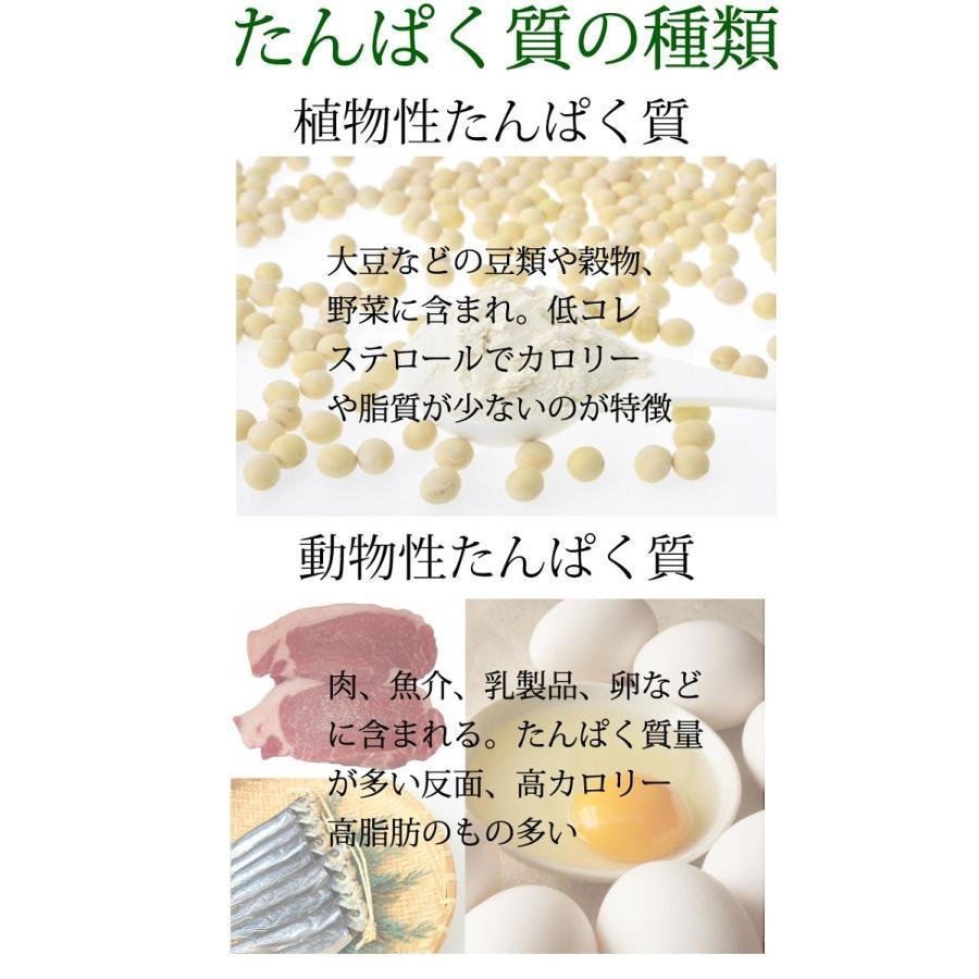 プロテイン ピープロテイン 500g ダイエット ビーガン 仕様 ボタニカル エンドウ豆 たんぱく質|supplemarche|08