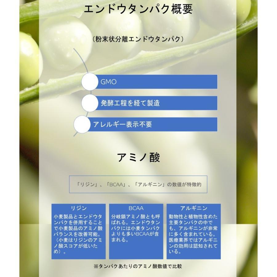 プロテイン ピープロテイン 500g ダイエット ビーガン 仕様 ボタニカル エンドウ豆 たんぱく質|supplemarche|09