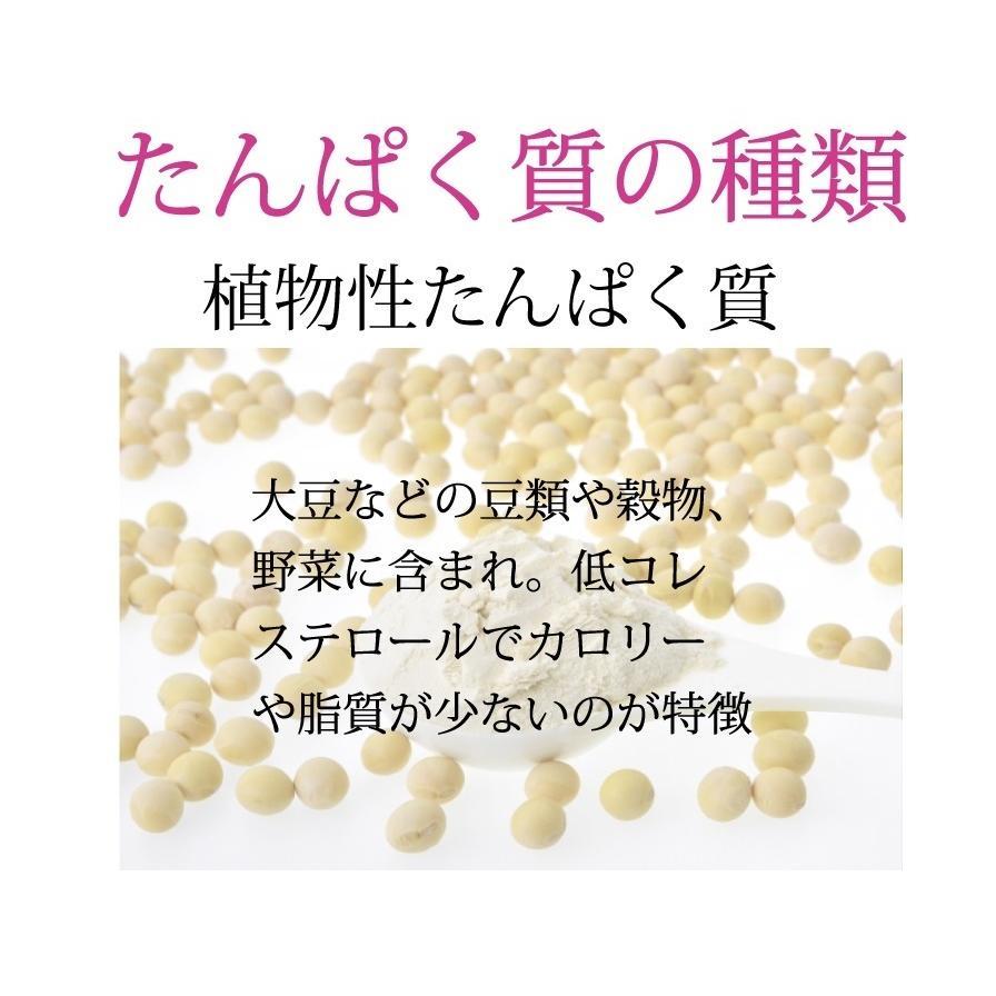 ボタニカルソイプロテインクリスピーパフ 200g(非遺伝子組替)大豆プロテイン 国内加工 ノンフレーバー ビーガン  送料無料 ダイエット 美容 健康 女性|supplemarche|06