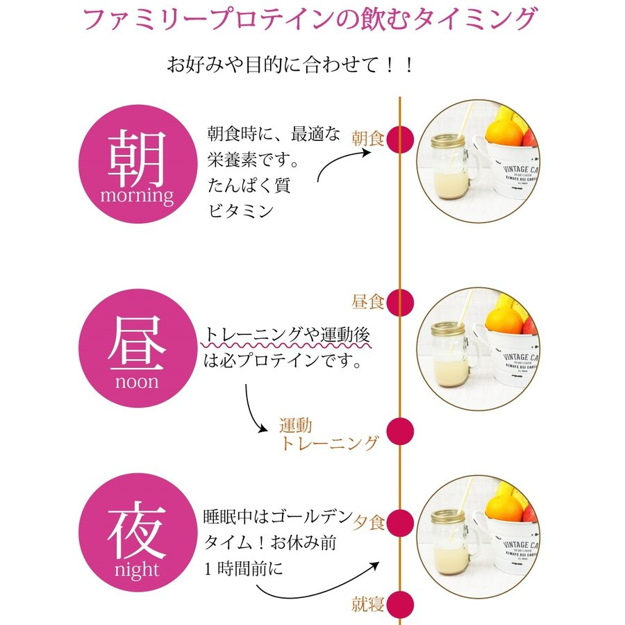 お徳用2個セット ボタニカル ソイプロテイン 300g(非遺伝子組替) 選べる9種類の味 7種のビタミン コラーゲン 乳酸菌 酵素パウダー|supplemarche|20