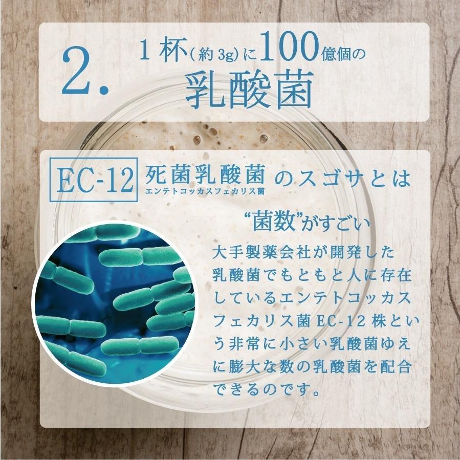 鹿児島産大麦若葉180g(60回分)シトルリン 乳酸菌 青汁 シトルリン配合 180g 使用  1回に100億個の乳酸菌 セール supplemarche 10