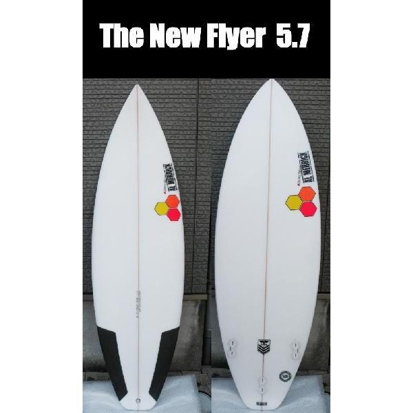 2019最新のスタイル サーフボード CHANNEL ISLANDS AL MERRICK アルメリック/The サーフボード New FLYER FLYER New 5.7, ヒヨシムラ:a6857114 --- airmodconsu.dominiotemporario.com