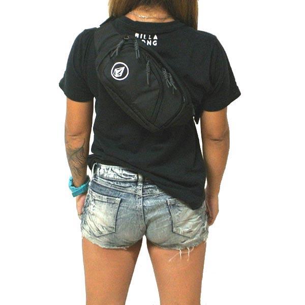 VOLCOM/ボルコム WAISTED FANNY PACK BLACK ボディバッグ ウェストバッグ 肩掛けかばん VOLCOMSTONE 男女兼用 6511650[返品、交換及びキャンセル不可]|surfingworld|03