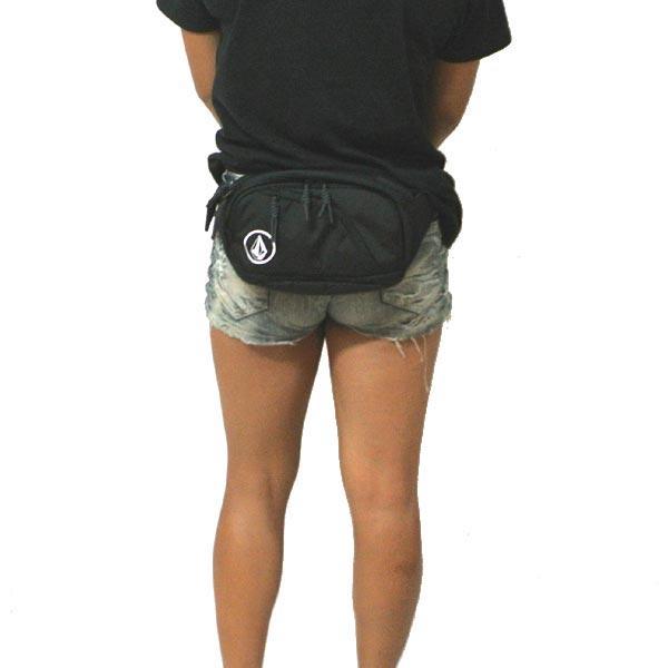 VOLCOM/ボルコム WAISTED FANNY PACK BLACK ボディバッグ ウェストバッグ 肩掛けかばん VOLCOMSTONE 男女兼用 6511650[返品、交換及びキャンセル不可]|surfingworld|04