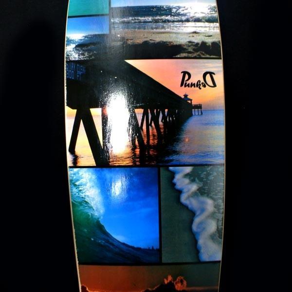 値下げしました!YOCAHER スケートボード/スケボー KICK TAIL 40 SEA SIDE サーフスケート ロンスケ ロングボード SKATEBOARD 送料無料 スケボー 完成品 SK8|surfingworld|03