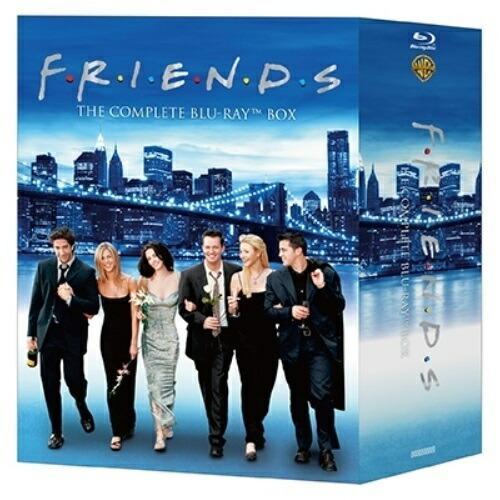 ★BD/海外TVドラマ/フレンズ(シーズン1-10) ブルーレイ全巻セット(Blu-ray)