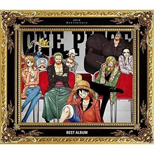 CD/オムニバス/ONE PIECE 20th Anniversary BEST ALBUM (3CD+Blu-ray) (初回限定豪華盤)|surprise-flower