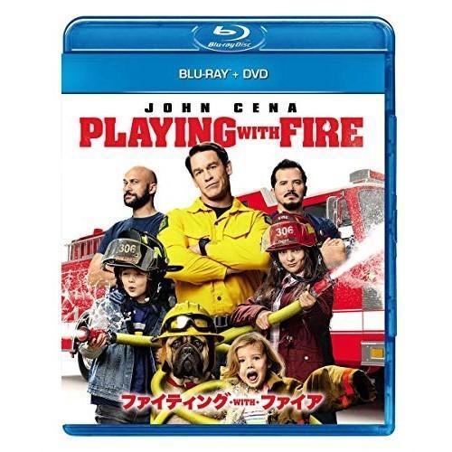 ★BD/洋画/ファイティング・with・ファイア(Blu-ray) (Blu-ray+DVD)|surprise-flower