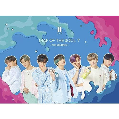 CD/BTS/MAP OF THE SOUL : 7 〜 THE JOURNEY 〜 (CD+DVD) (初回限定盤B)|surprise-flower