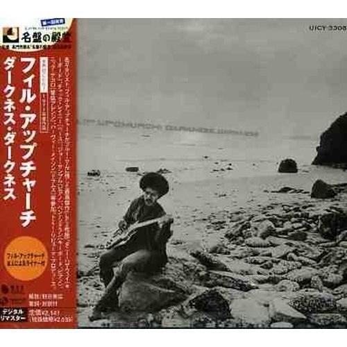 CD/フィル・アップチャーチ/ダ-クネス・ダ-クネス surprise-flower
