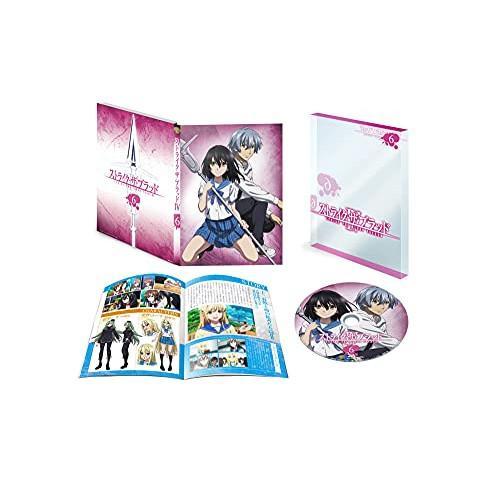 取寄商品 BD OVA 大特価!! ストライク ザ IV Blu-ray 初回仕様版 6 ブラッド 訳あり商品