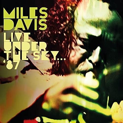 CD Miles Davis LIVE UNDER 驚きの値段で 限定盤 THE 日本語解説付 1987 SKY 新着