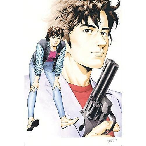 【取寄商品】BD/TVアニメ/CITY HUNTER 2 Blu-ray Disc BOX(Blu-ray) (完全生産限定版)
