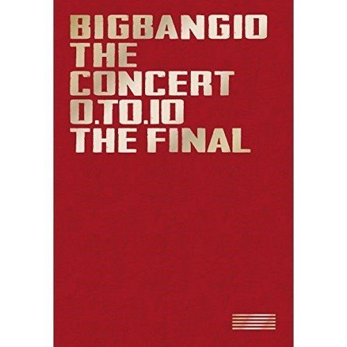 BD/BIGBANG/BIGBANG10 THE CONCERT : 0.TO.10 -THE FINAL-(Blu-ray) (3Blu-ray+2CD(スマプラ対応)) (初回生産限定DELUXE EDITION版)