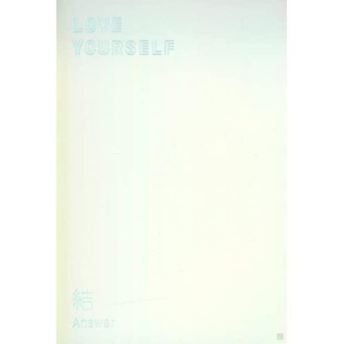 取寄商品 贈答品 CD BTS Love Yourself Vol.4 店内全品対象 結 輸入盤 ランダムバージョン #039;Answer#039;: