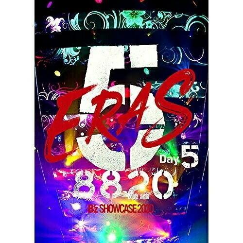 DVD 激安通販販売 B#039;z SHOWCASE 2020 -5 8820- Day5 ERAS 人気ショップが最安値挑戦