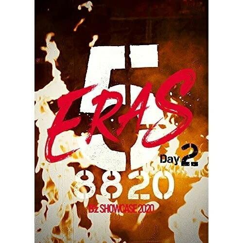 BD 日本未発売 B#039;z SHOWCASE 2020 -5 ERAS 送料無料 一部地域を除く Blu-ray Day2 8820-