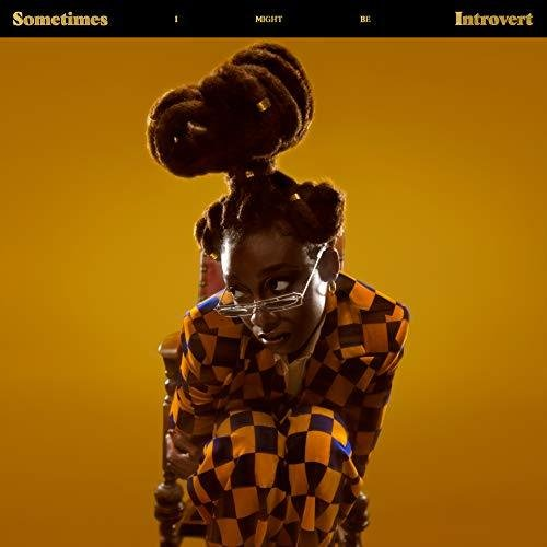 CD Little Simz 新色追加して再販 Sometimes I Introvert Might アウトレット☆送料無料 Be 歌詞対訳付
