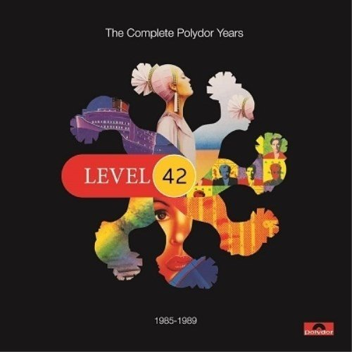 取寄商品 新入荷 流行 CD レヴェル42 コンプリート お得セット イヤーズ 1985-1989 VOL.2 ポリドール