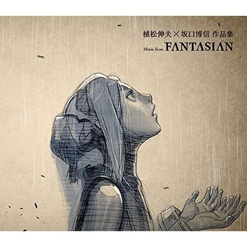 CD 植松伸夫 × 通信販売 安心の定価販売 坂口博信 FANTASIAN 〜Music 作品集 from