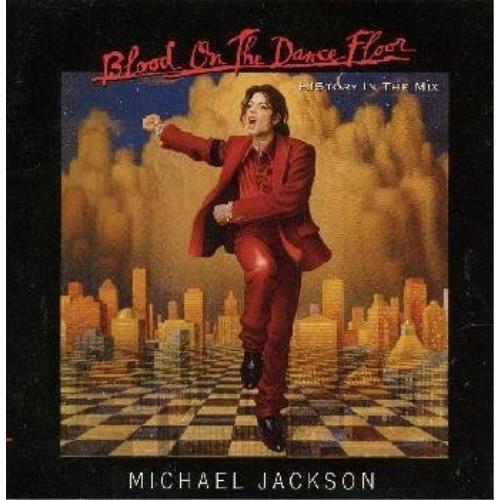 CD マイケル ジャクソン 超特価 ブラッド 捧呈 オン ザ イン フロア ミックス ダンス ヒストリー