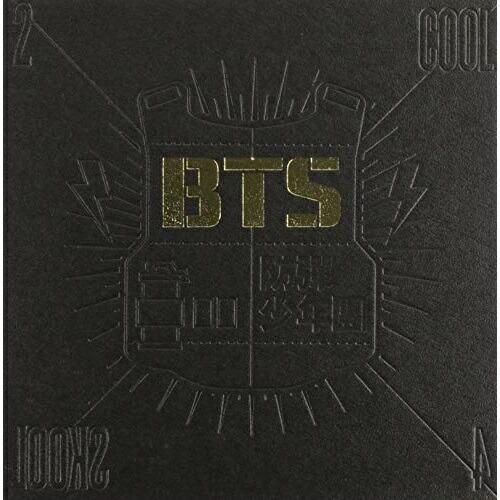 取寄商品 CD BTS 2 春の新作続々 Cool 輸入盤 1st Single 全品最安値に挑戦 4 Skool: