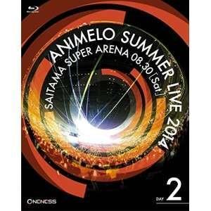 【取寄商品】BD/オムニバス/ANIMELO SUMMER LIVE 2014 ONENESS 08.30(Blu-ray)
