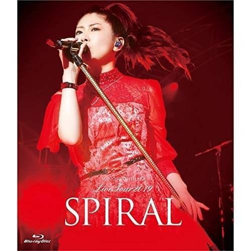 【取寄商品】BD/アニメ/Minori Chihara Live Tour 2019 ·SPIRAL· Live BD(Blu-ray)